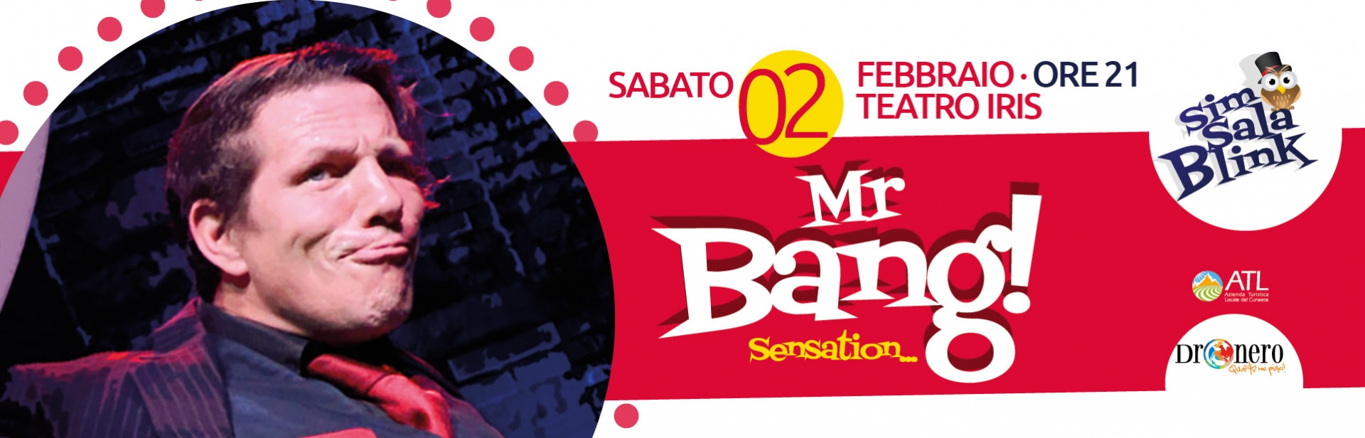 Mr Bang! a Blink Circolo Magico