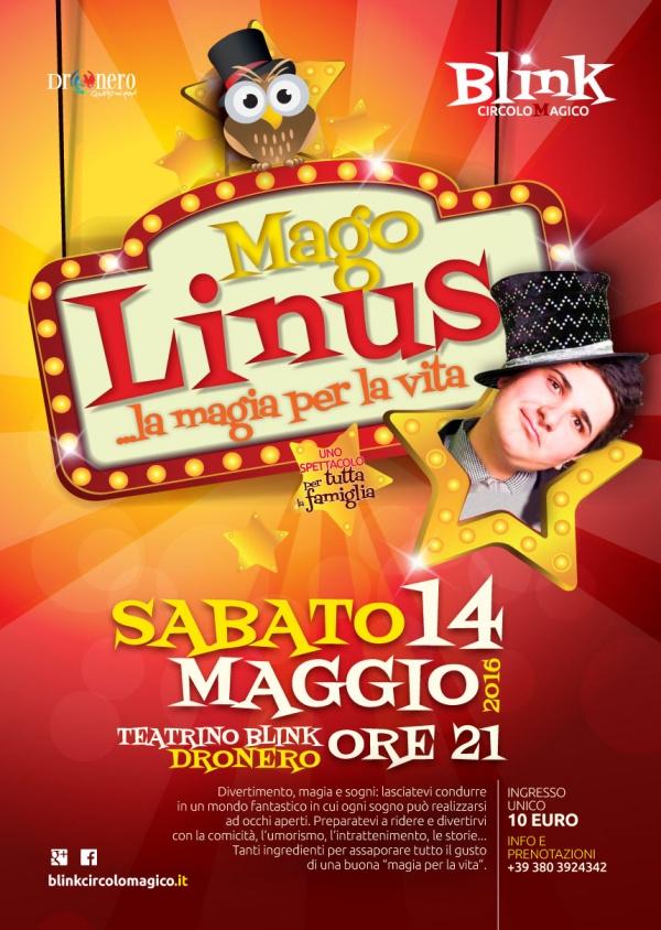 Mago Linus: la magia per la vita