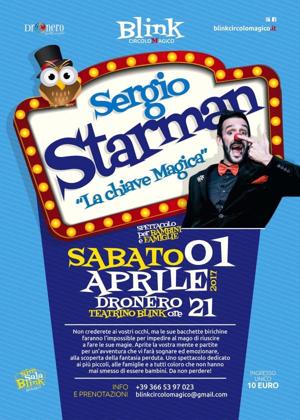 SERGIO STARMAN