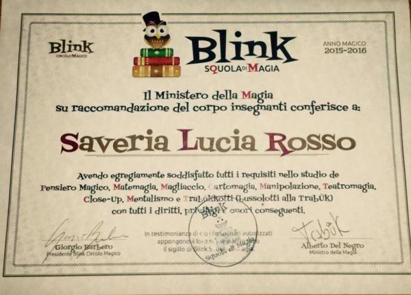 Blink Circolo Magico