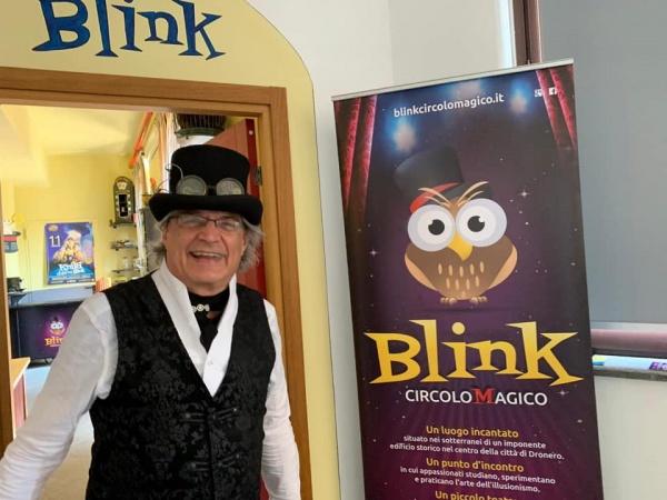 Don't Blink, ricomincia l'attività sociale con Carlo Faggi