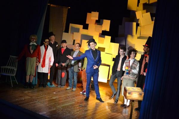 """La Scatola Magica"" al teatro Iris"