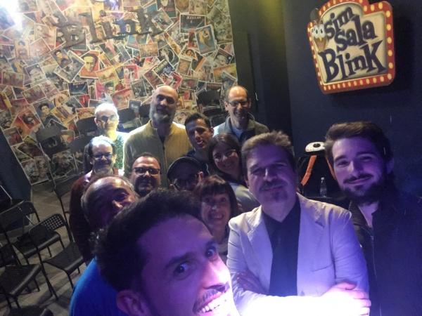 La famiglia Bazzichi a Blink