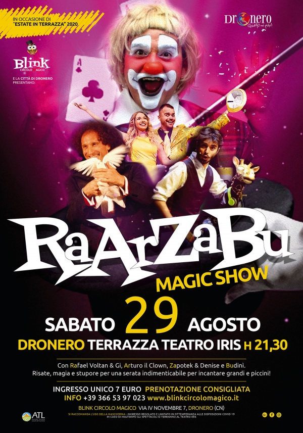 RaArZaBu Magic Show