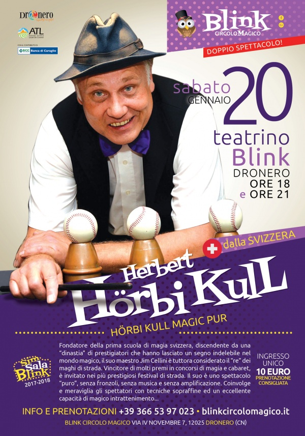 HERBERT HöRBI KULL: HORBI KULL MAGIC PUR