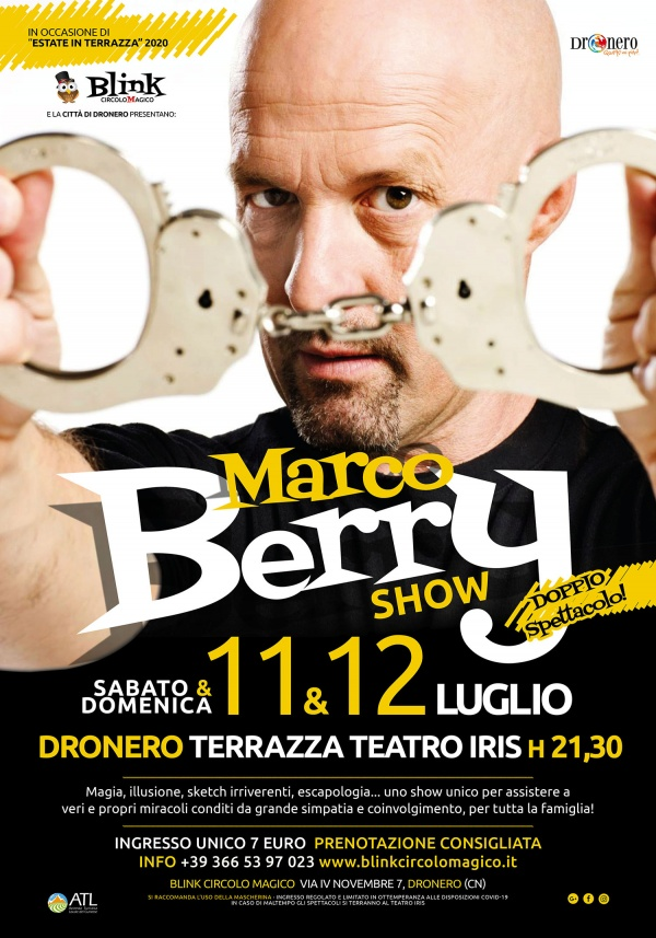 Marco Berry Show