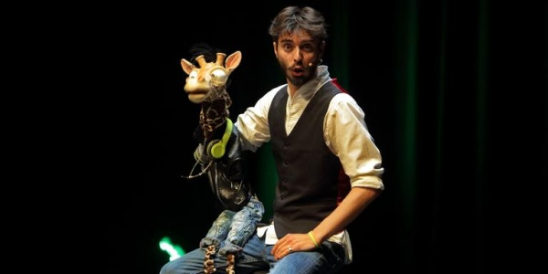 "RAFAEL VOLTAN ""RAARZABU MAGIC SHOW"""
