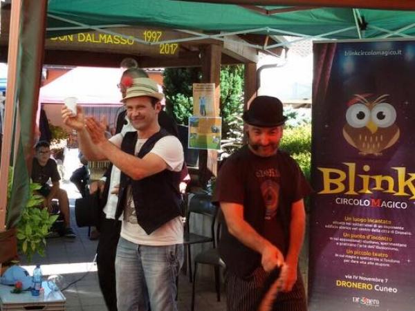 Blink Circolo Magico: gli spettacoli!