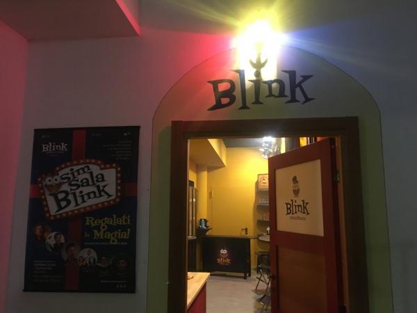 Blink Circolo Magico: la sede