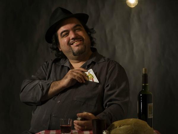 Juan Luis Rubiales, numero uno della magia in Spagna, arriva a Blink